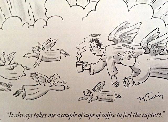 coffee in heaven