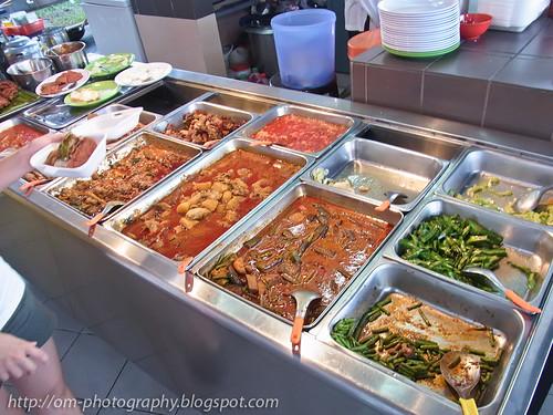 ah hua nasi lemak, sri sinar food court R0020890 copy