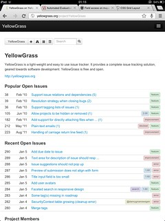 YelloGrass responsively