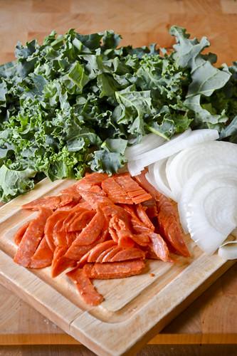 Kale Fritatta 16