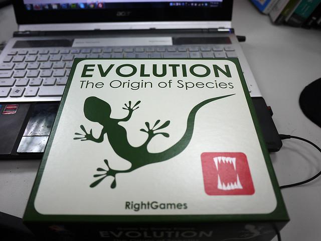 物種起源 Evolution: The Origin of Species