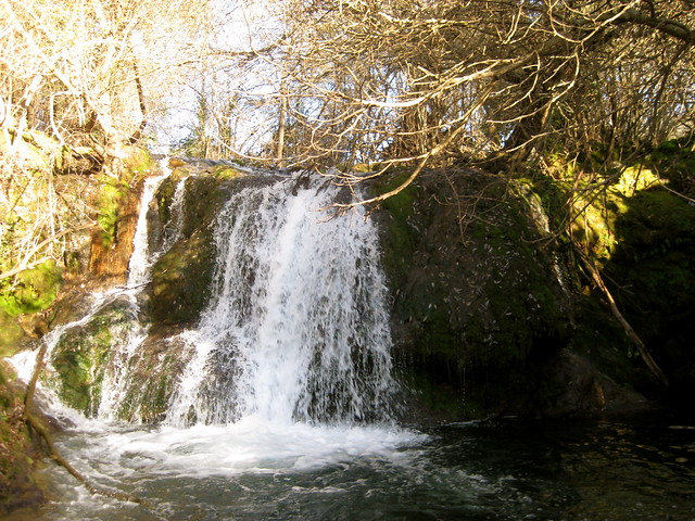 "Cascada de ""El Martinete"", declarada Monumento Natural"