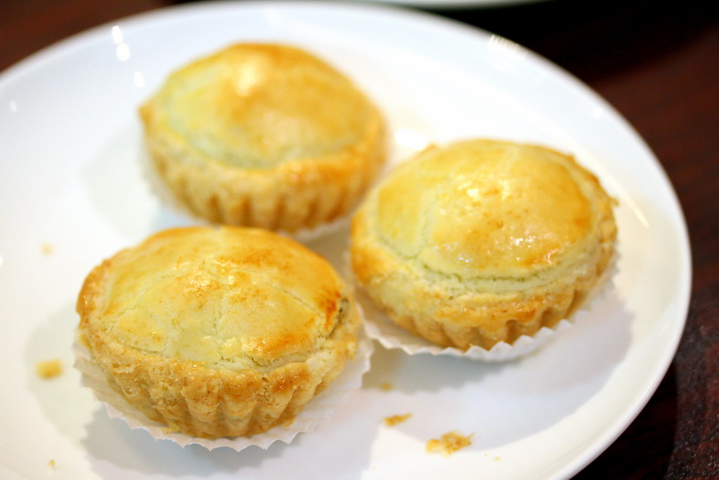 Imperial Treasure Nan Bei Restaurant: Egg Tart