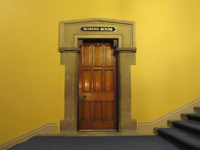 Glasgow University Room Booking