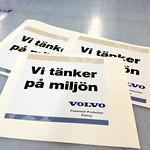 Dekaler till soptunnor - Volvo