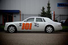 Carwrap Rolls-Royce Phantom Gumball 3000