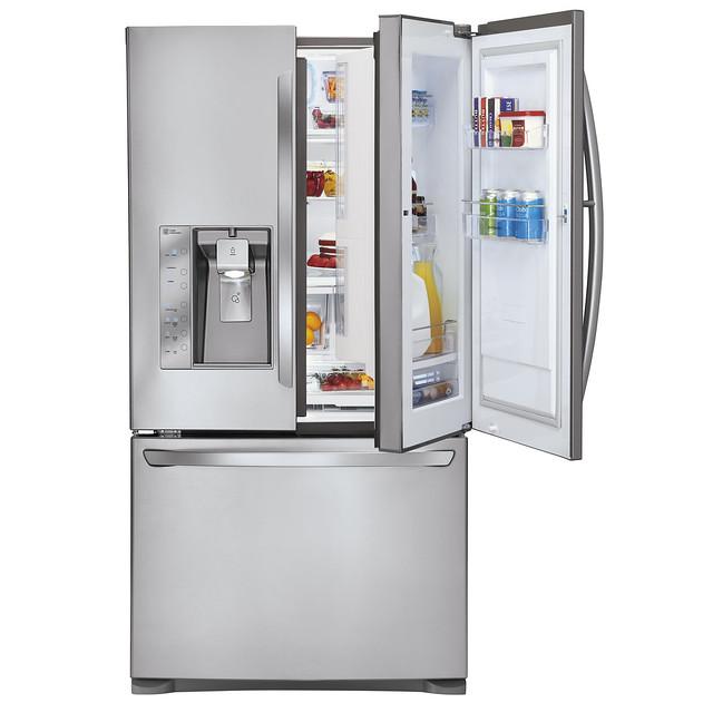 Carbon Free LG Refrigerator