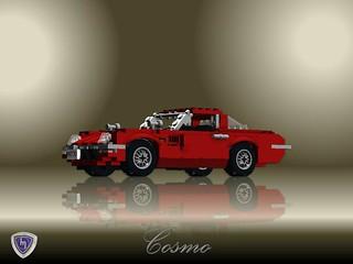 Mazda Cosmo - Mk I 1967