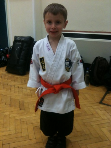 Orange belt Predlet 2.0
