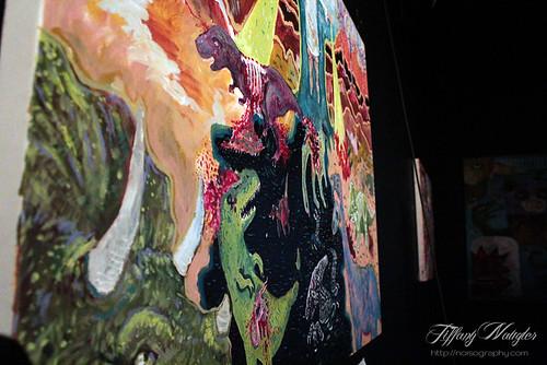 Jonestown Art and Music Exhibit - Saturday August 18th 2012 - 02