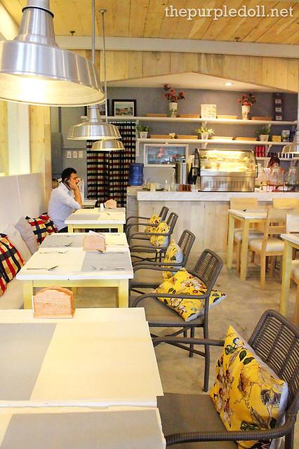GrandMomma's Kitchen Il Terrazzo
