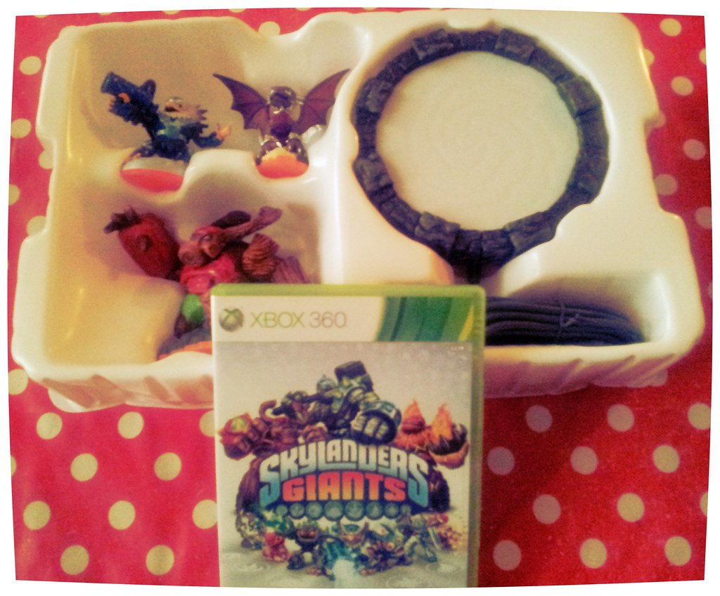 , Team Skylanders Giants