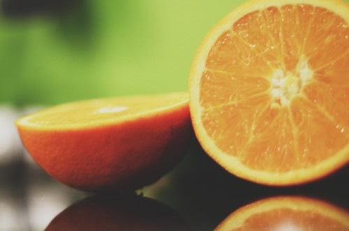 3/52 an Orange a day by Daniel Wehner