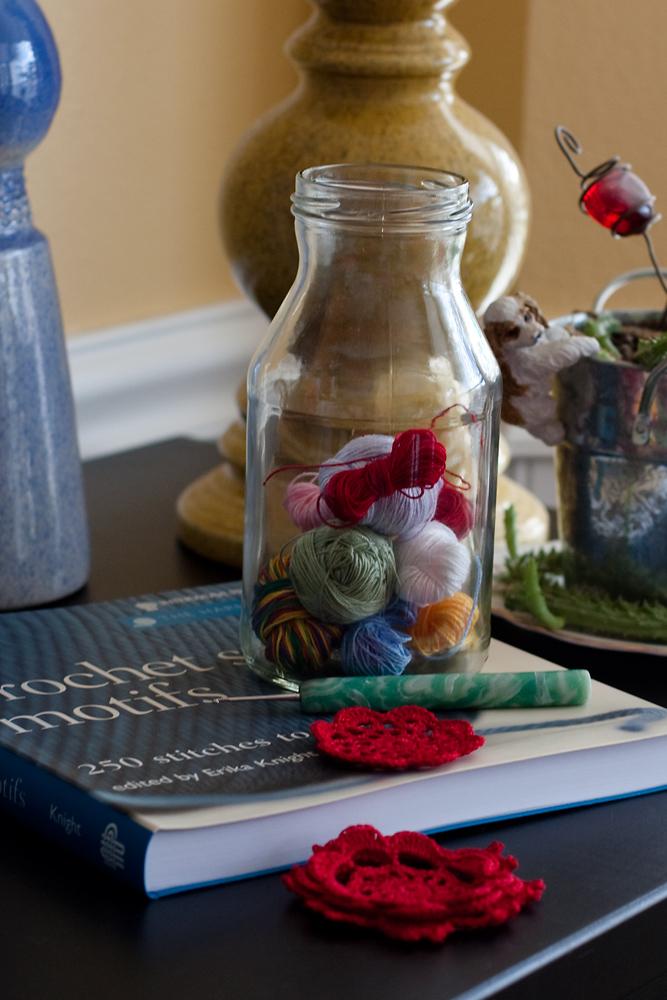 Thread Crochet and Motifs