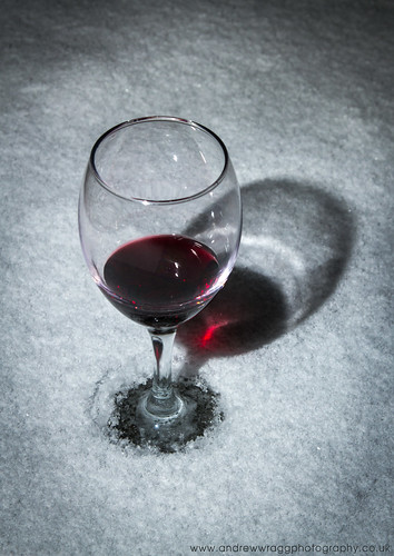 Day 18 of 365 - Wine & Snow by Andrew Wragg