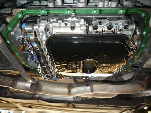 E38 Transmission Flush Diy