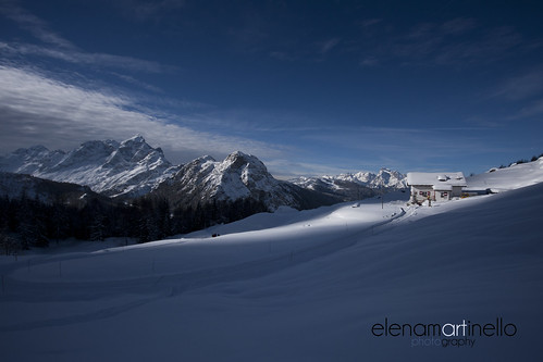 Dolomiti by Elena Martinello
