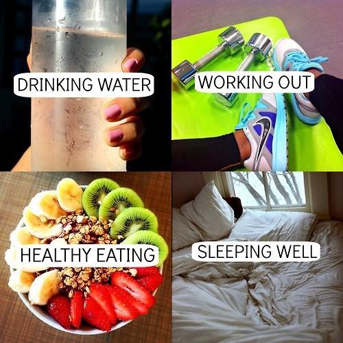 healthy ways