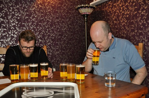 Beer tasting competition by PhylB