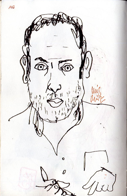 Luis Ruiz (drawn in Clermont Ferrand)
