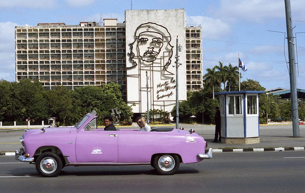 Plaza de la Revolución, Habana