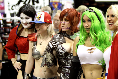 Amazing Arizona Comic Con cosplayers