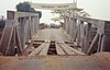 Bridge on road to Siam Reap- Cambodia1973 by loveexploring