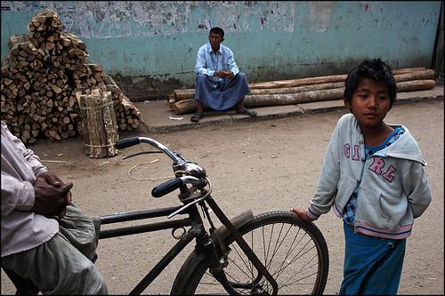 Girl - Bandarban, Bangladesh
