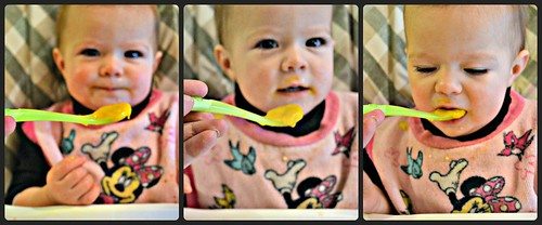 Nuby Spoons Collage