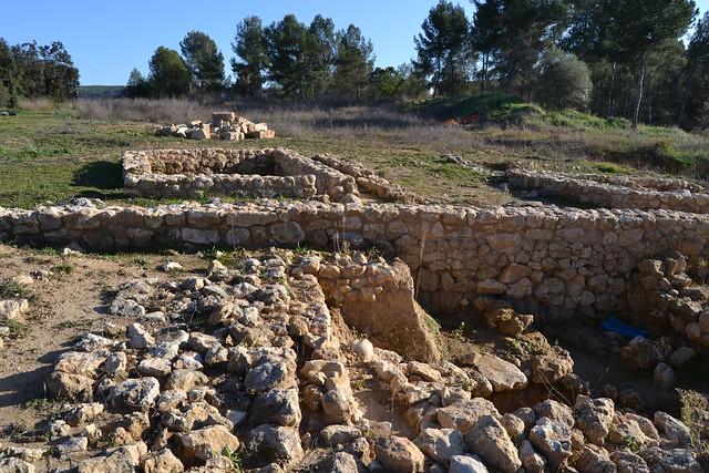 Jaciment del Turó de la Font de la Canya, Avinyonet del Penedès