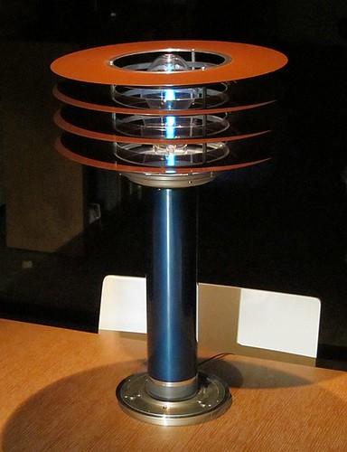 Disk Pack Lamp