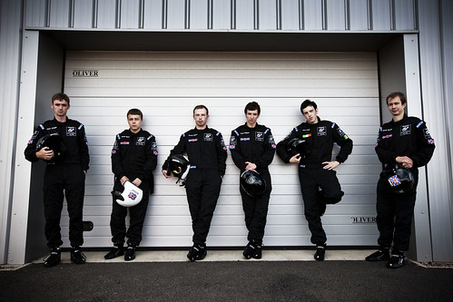 Lead image UK & Ireland GT Academy competitors