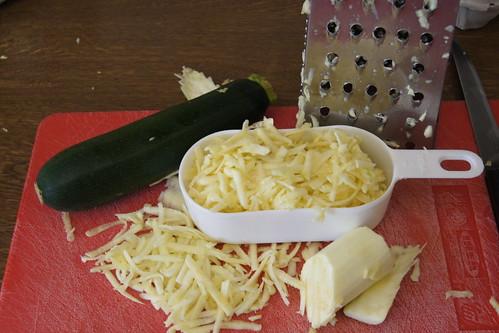 Lemon-Zucchini Loaf DSC09367