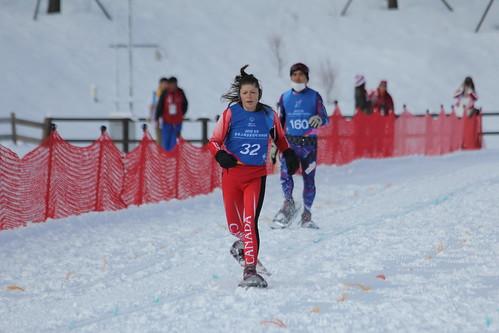 Special Olympics Team Canada / Équipe Olympiques spéciaux Canada Competition Day 6