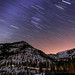 Night Sky Above Emerald Bay by Mike Cialowicz
