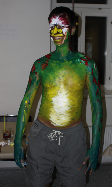 ISC Buddy Painting Fall 2010