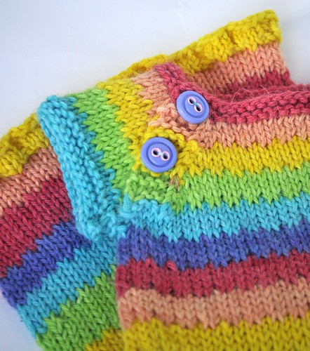 Marshmallow Rainbow Kumfy� Jumper