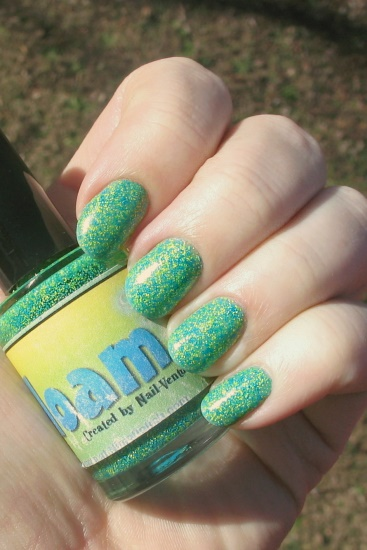 """Floam"" Nail Polish"