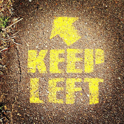 excellent advice #left #type #yellow #arrow #sign