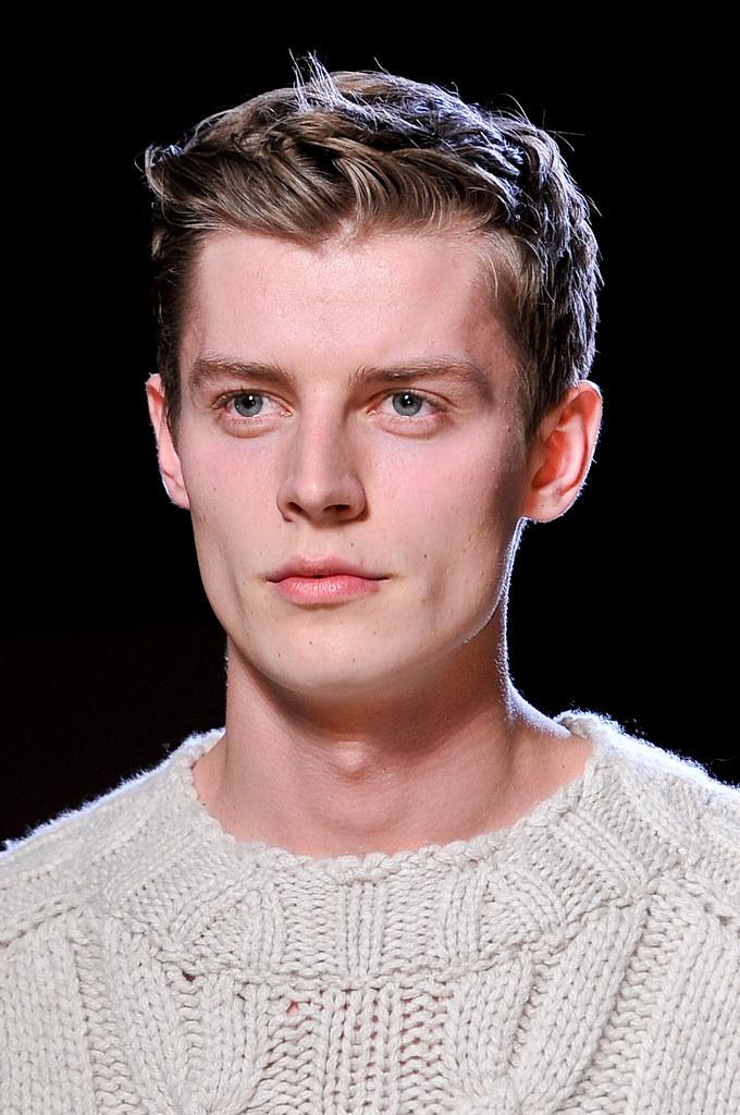Janis Ancens3081_2_FW13 Milan Belstaff(fashionising.com)