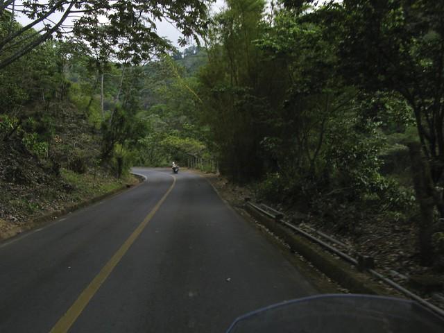 Fr Gränsentill Santa Ana, Salvador 079