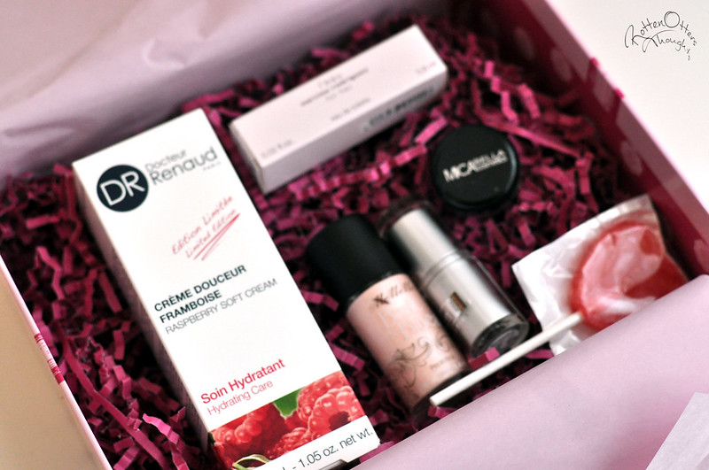 glossybox february 2013 rottenotter rottenotters thoughts blog beauty 3