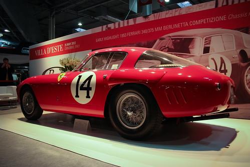 Ferrari 375 Berlinetta