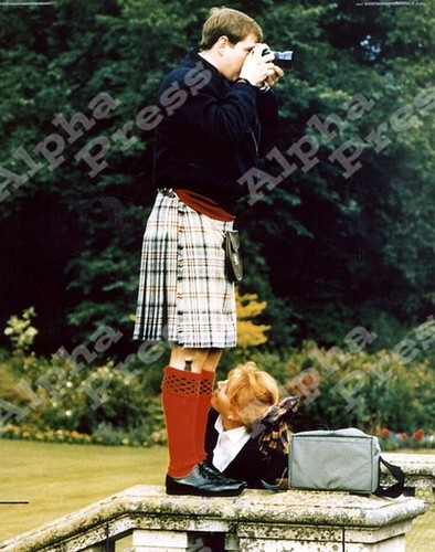 1998 Duke and Duchess of York... too good not to post!