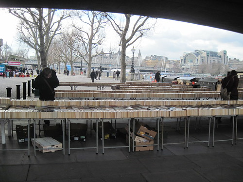 Books on South Bank