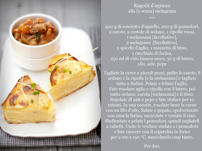 ragout ricetta