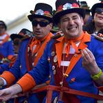 Coro en el carnaval de cadiz
