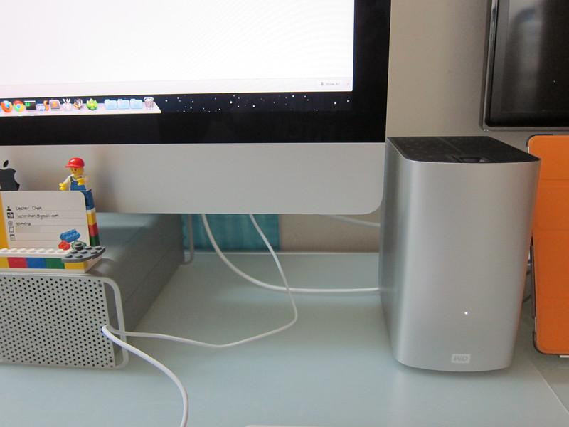 Western Digital My Book Thunderbolt Duo - Besides My iMac (Late 2012)
