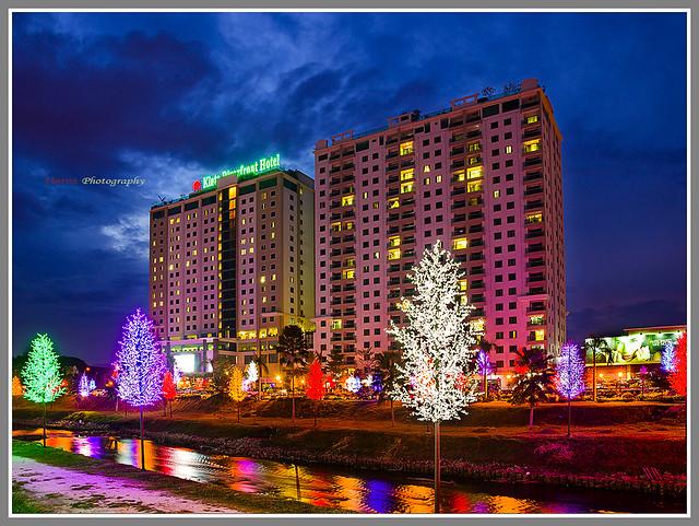 River walk @ Kinta Riverfront Hotel