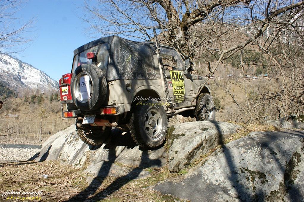 Muzaffarabad Jeep Club Neelum Snow Cross - 8469309268 88c6b677fc b